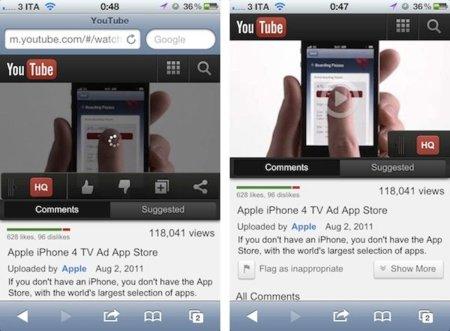 """YouTube lleva su interfaz en pruebas """"Cosmic Panda"""" al móvil"""