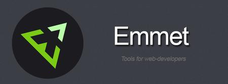 Emmet: Escribe código HTML y CSS a base de abreviaciones