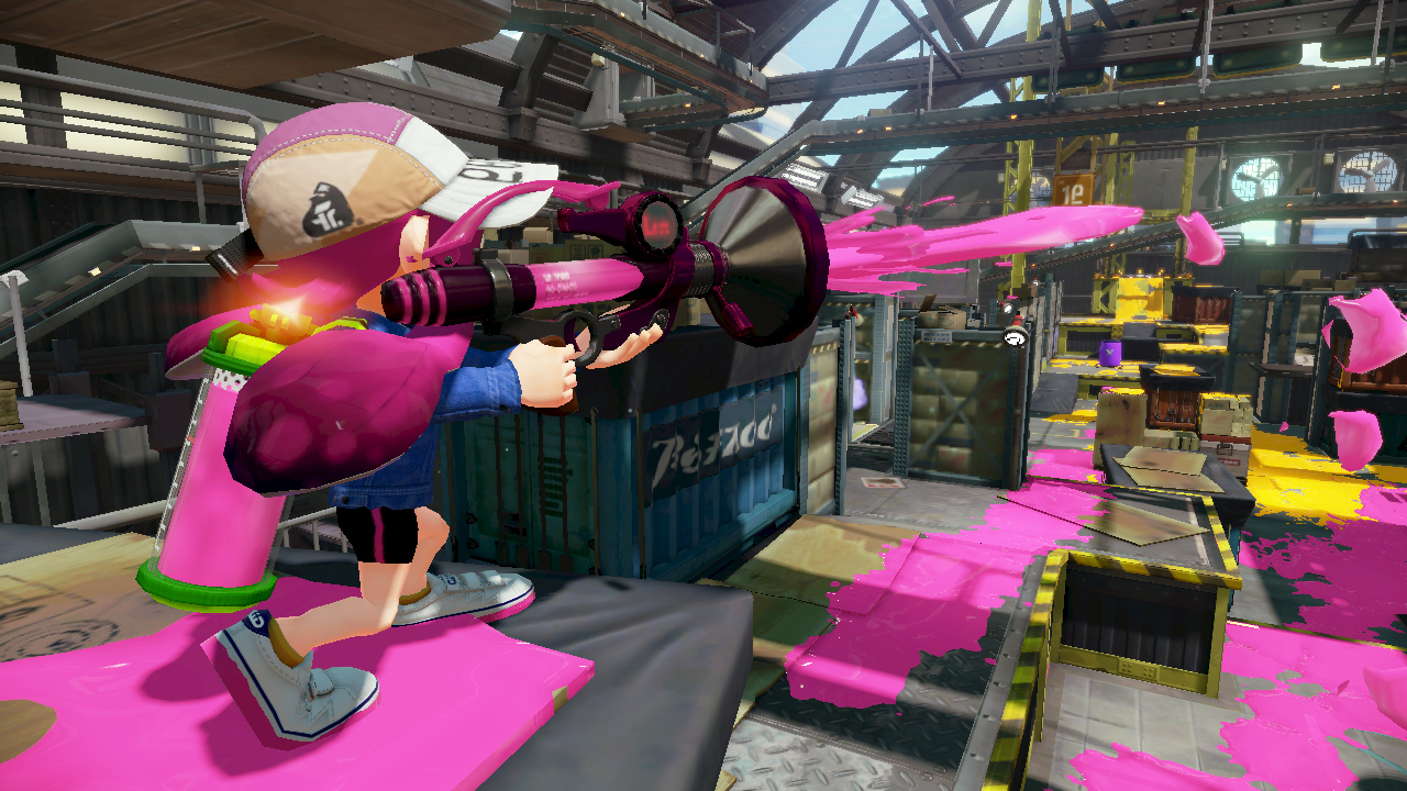 Foto de Splatoon (8/28)