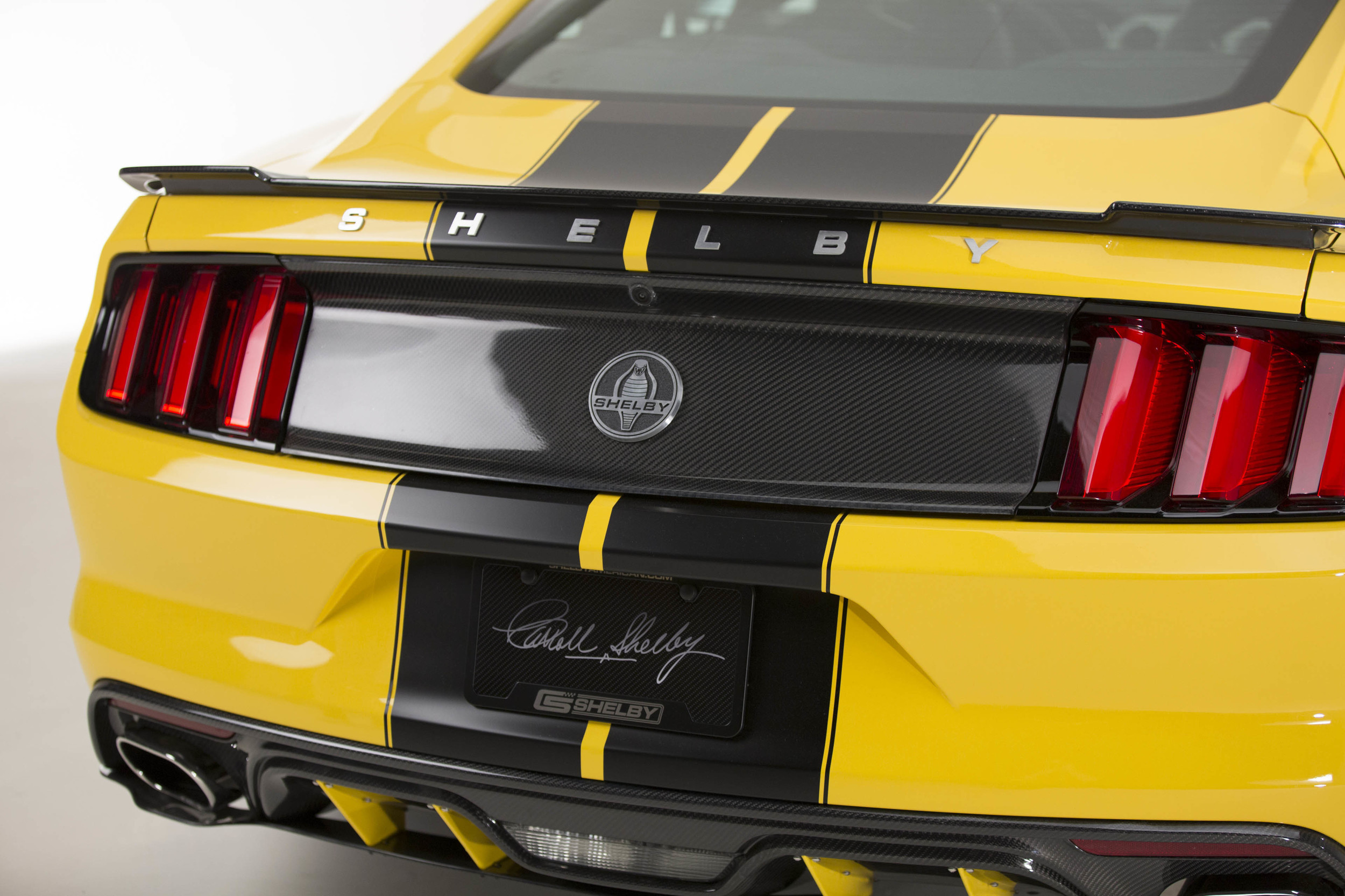 Ford Mustang 2015 Gt Ford Mustang Shelby GT 2015 (29/41)