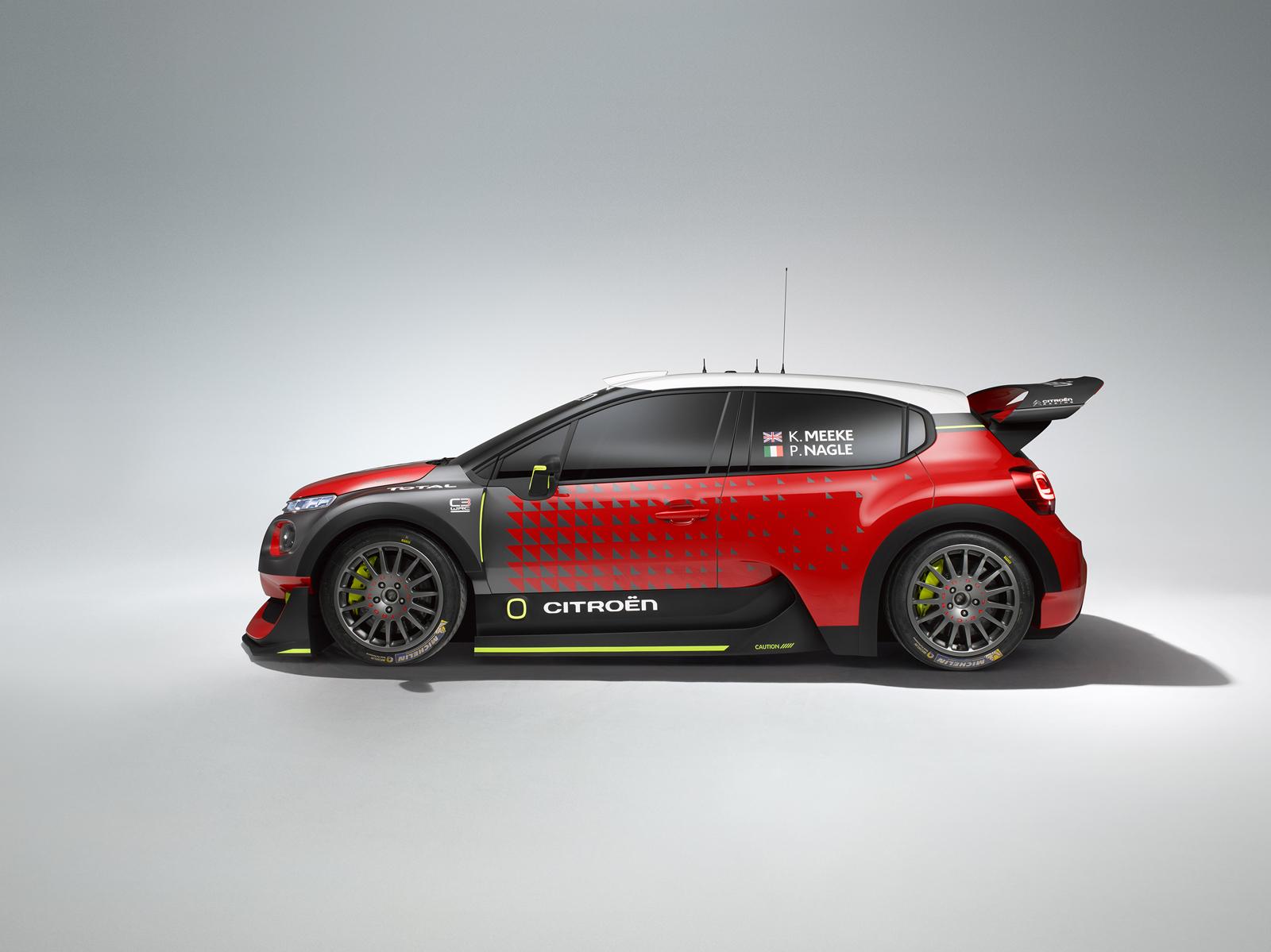 Foto de Citroën C3 WRC Concept 2016 (3/19)