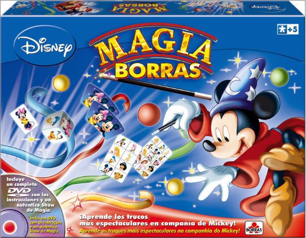 Magia Borrás Disney