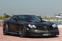 Asma Perfectus: Mercedes SLR por Asma Design