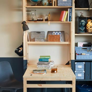 Ivar, el módulo de almacenaje de Ikea perfecto para practicar tus hobbies o teletrabajar