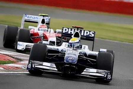 Seguimos con la tradición: Nico Rosberg lidera los libres del sábado