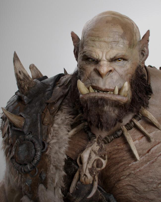 Otra imagen de Orgrim de 'Warcraft'