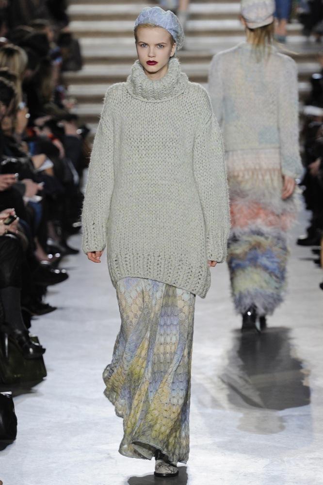 Foto de Missoni en la Semana de la Moda de Milán Otoño-Invierno 2011/2012: color boho chic (19/33)