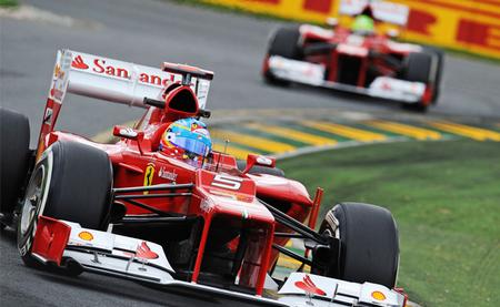 Fernando Alonso comete un error de novato y se queda fuera de la Q3