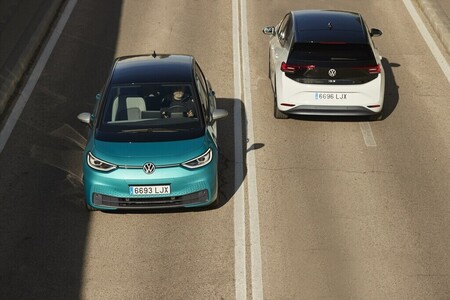 The Volkswagen ID.3 triumphs in Europe with 144,000 units sold, but not so much in Spain