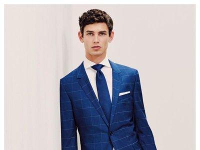 Así de modernos y elegantes son los trajes de chaqueta que propone Tommy Hilfiger para la primavera-verano 2016