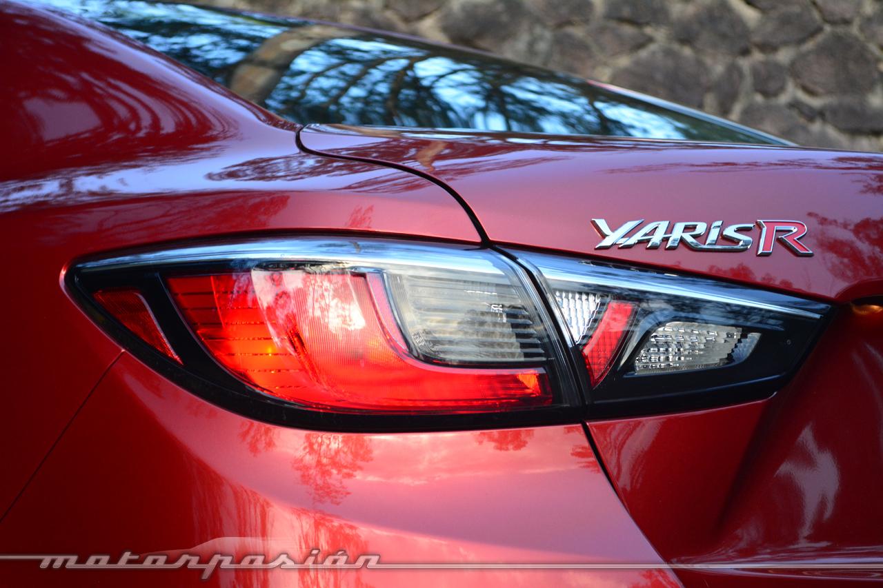 Foto de Toyota Yaris R (8/21)