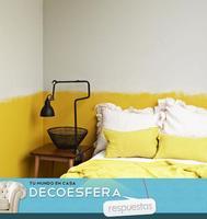 ¿Dejarías las paredes a medio pintar? ¿Qué opinas? La pregunta de la semana