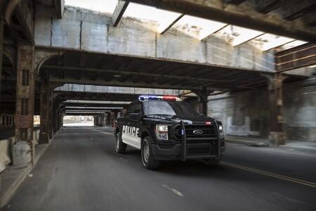 Ford F150 Police Responder 2021 1