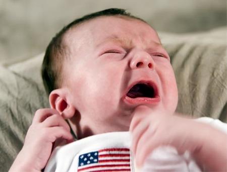 Los bebés lloran en el idioma de su madre