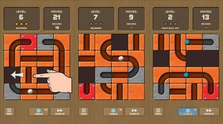 Unroll Me, otro de esos juegos adictivos que debemos probar en nuestro Windows Phone