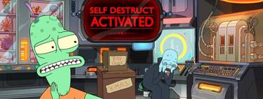 'Solar Opposites' no tiene nada que envidiar a 'Rick y Morty': una fantástica comedia que enjoya el catálogo de Disney+ Star