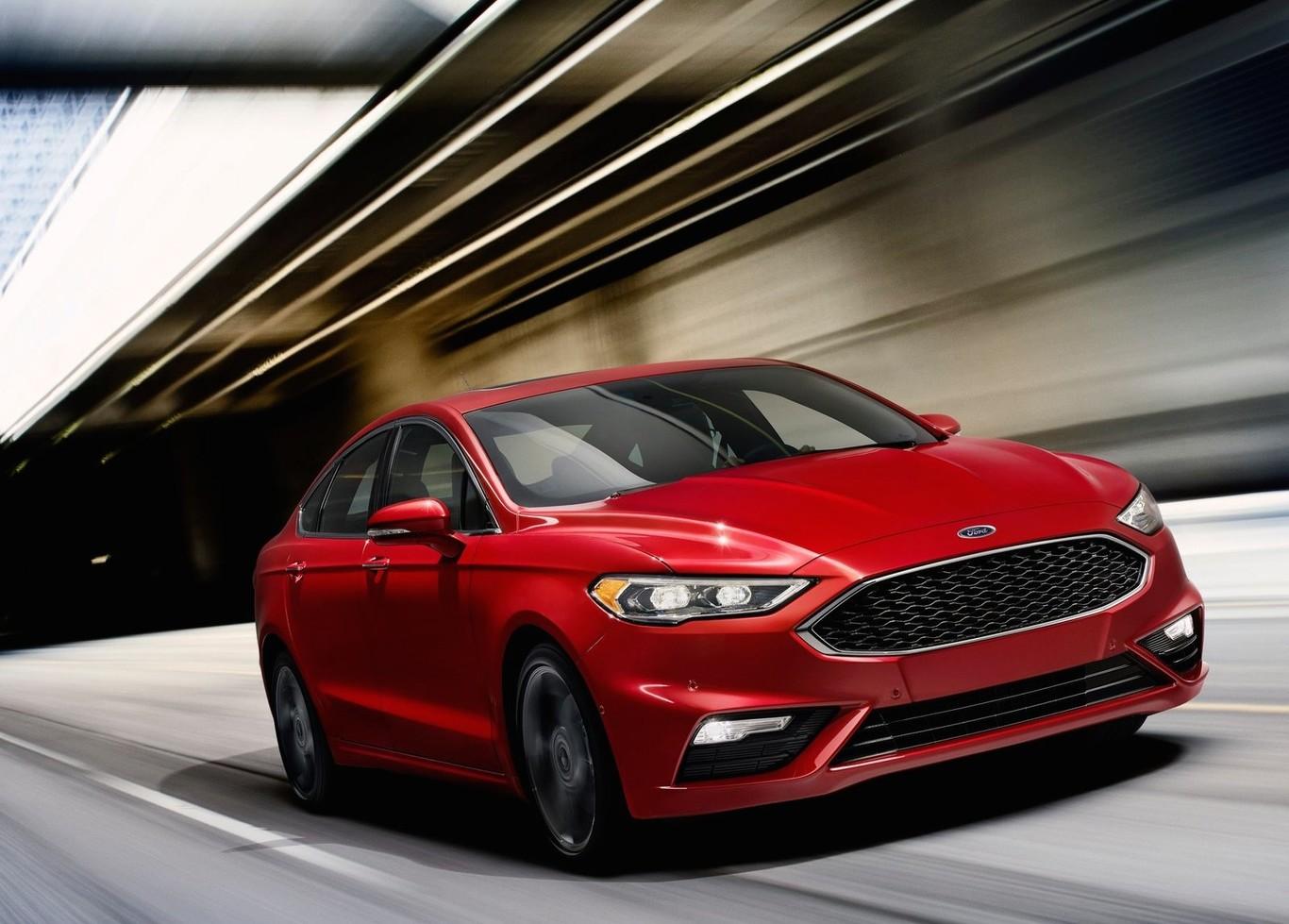 2020 Ford Fusion Energi Concept