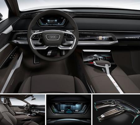 Audi Prologue Avant Concept Interior
