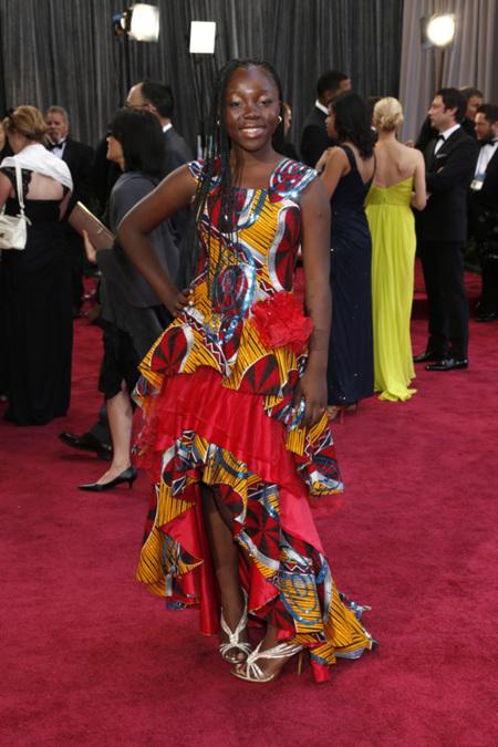 Rachel Mwanza Oscar 2013