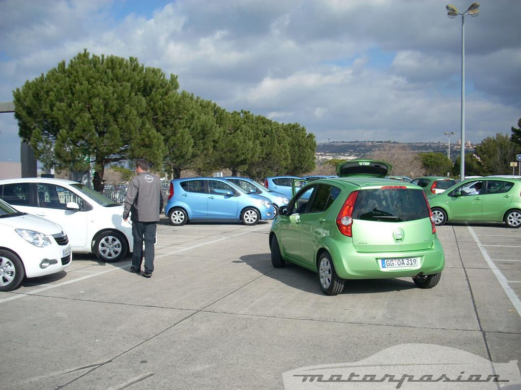 Foto de Opel Agila (presentación) (2/18)