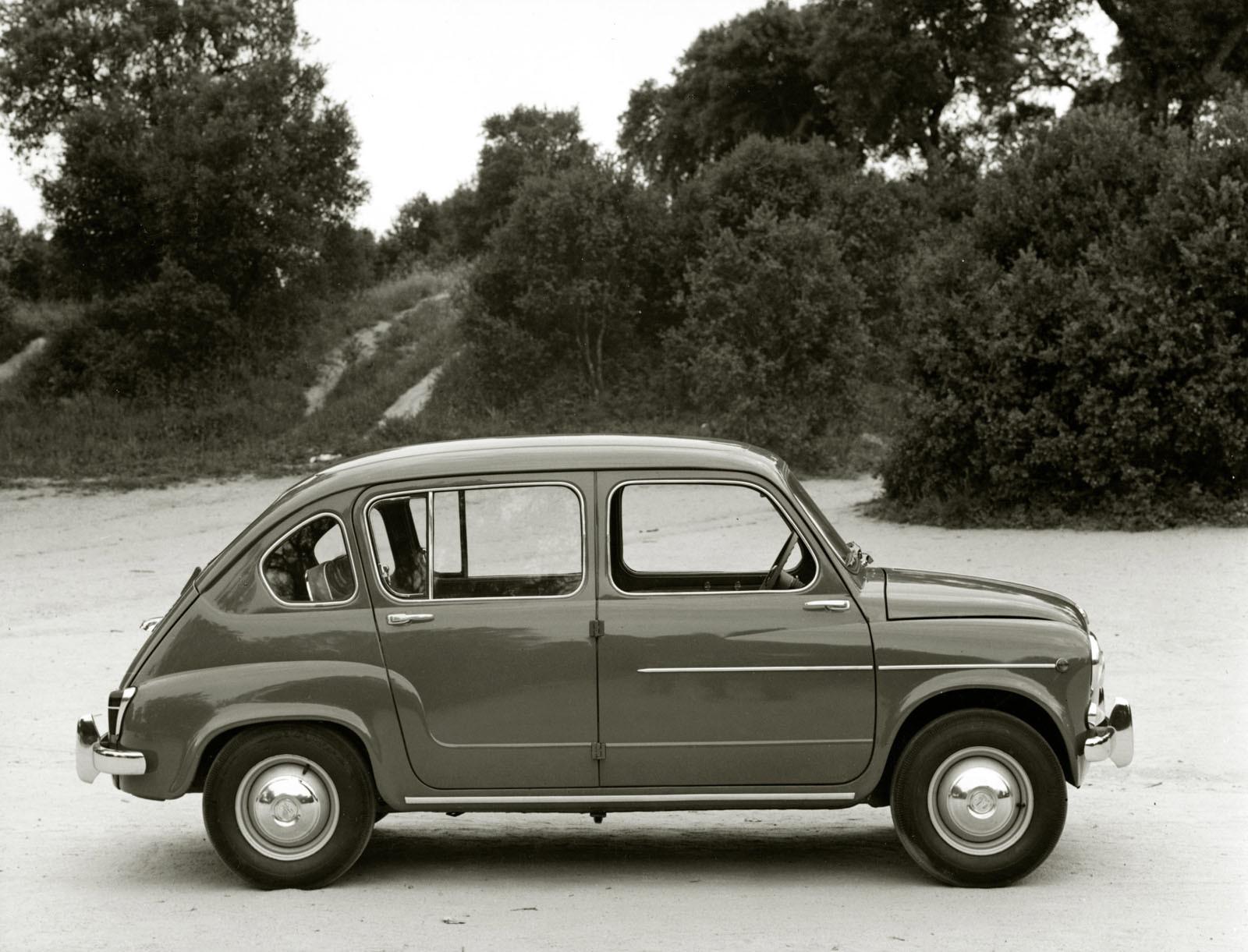 Foto de SEAT 600 (50 Aniversario) (46/64)
