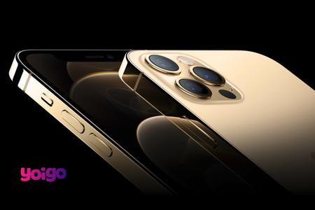 Precios iPhone 12 Mini y iPhone 12 Pro Max con pago a plazos y tarifas Yoigo