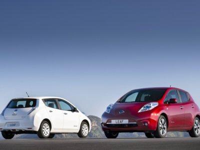 La nueva generación del Nissan Leaf podría venir acompañada de un SUV eléctrico