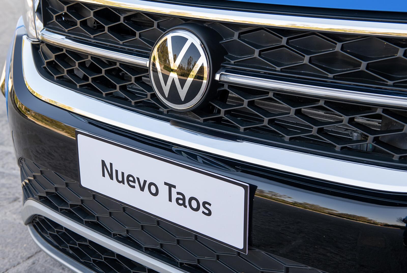 Foto de Volkswagen Taos (lanzamiento en México) (19/30)