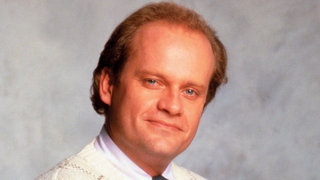 Frasier Crane: protagonista de Frasier y Cheers