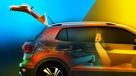 ¡Otro teaser! El Volkswagen T-Cross quiere ser referente de seguridad y versatilidad