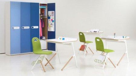 El diseño llega a las aulas de la mano de Aruliden