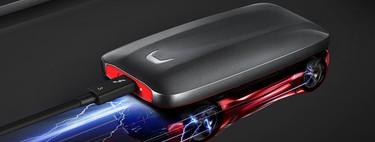 El nuevo disco duro externo de Samsung nos enseña de qué es capaz la conexión Thunderbolt 3 de nuestros Mac