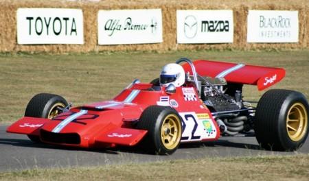De Tomaso F1