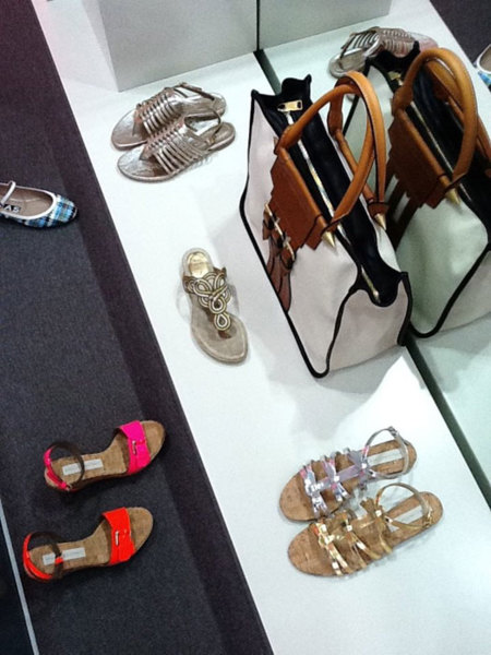 If Shoes, bags & accessories