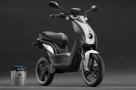 El Peugeot E-Ludix llega a España: un asequible scooter eléctrico con 50 km de autonomía para moverse por la ciudad