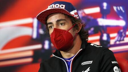 Alonso Turquia F1 2021 3