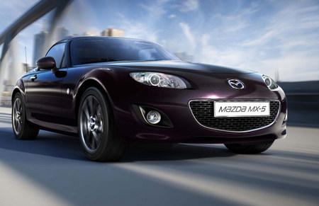 Mazda MX-5 Sport Tech, sólo a través de internet