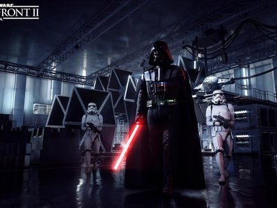Lord Vader despachará a la escoria rebelde de Star Wars: Battlefront II. ¡Darth Vader entra en escena!
