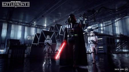 Lord Vader despachará a la escoria rebelde de Star Wars: Battlefront II. ¡Darth Vader entra en escena!