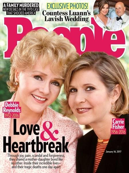 Y luego Debbie Reynolds