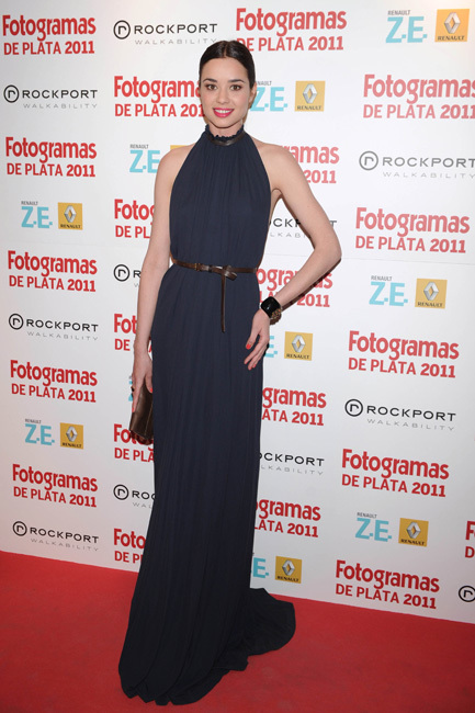 Dafne Fernández fotogramas plata 2012