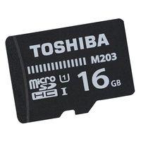 Oferta flash: con la Toshiba M203, en Amazon te ofrece 16 GB para tu smartphone por sólo 8,49 euros