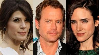 Jennifer Connelly, Greg Kinnear y Marisa Tomei en 'Salvation Boulevard'