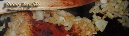 Almejas a la antigua, 1/2 cucharada de pimentón
