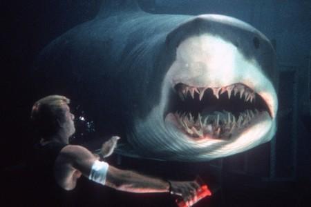 Continúa la fiebre por los tiburones: 'Deep Blue Sea' tendrá secuela