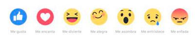 Reactions Iconos