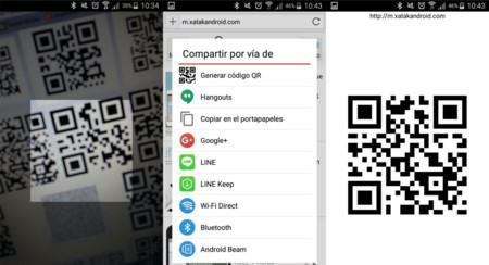 Opera Mini se actualiza con un lector y generador de codigos QR y más mejoras