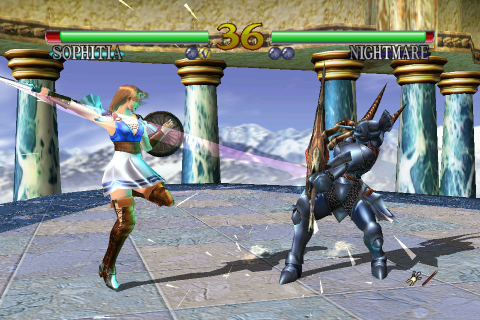 Foto de 140112 - Soul Calibur iOS (1/8)