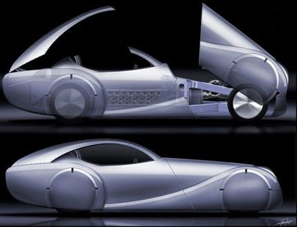 Morgan LifeCar Concept