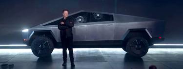 La Tesla Cybertruck sacaría un 10 en seguridad según Musk, pero ¿podría siquiera superar las pruebas de choque en Europa?